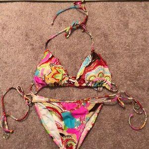 Gorgeous Luli Fama bikini, worn once! Size XS/S